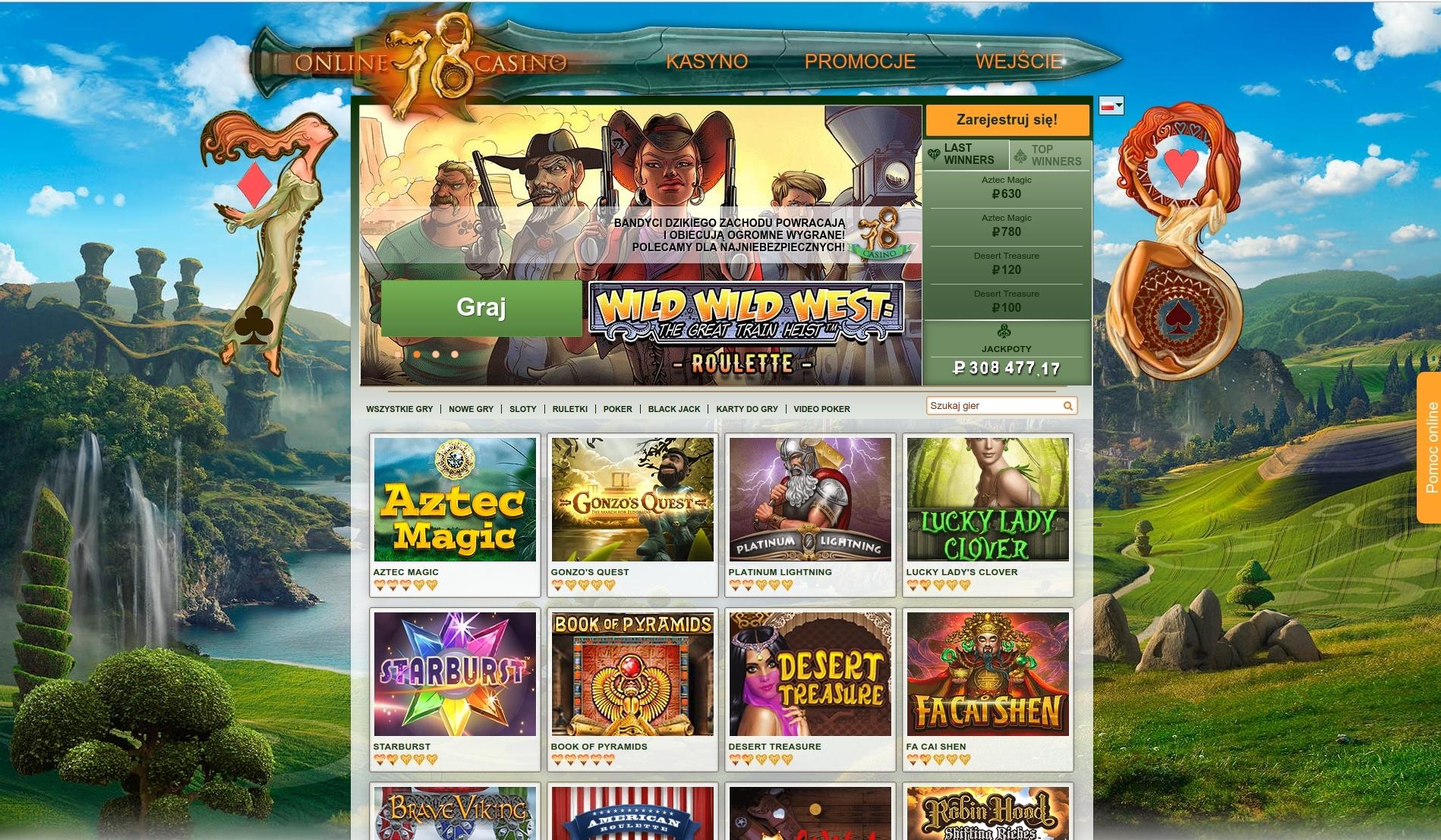 официальный сайт онлайн 78 казино отзывы